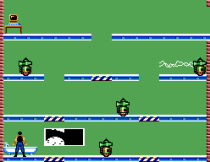 Impossible Mission Sega Master System 26