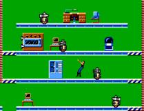 Impossible Mission Sega Master System 27