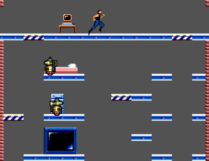Impossible Mission Sega Master System 31