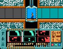 Impossible Mission Sega Master System 35