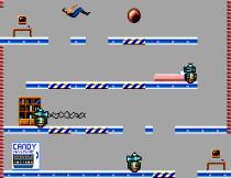 Impossible Mission Sega Master System 37