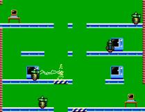 Impossible Mission Sega Master System 47