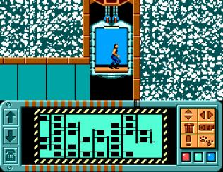 Impossible Mission Sega Master System 55