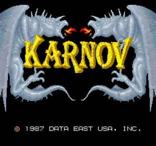 Karnov Arcade 01