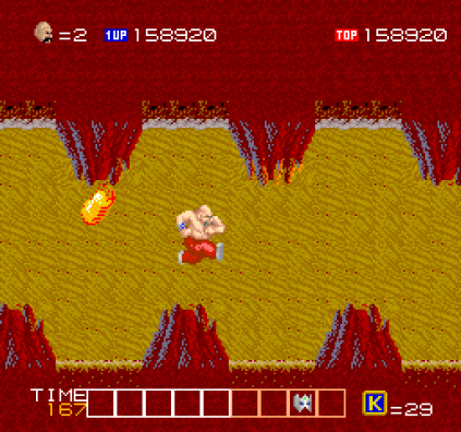 Karnov Arcade 56