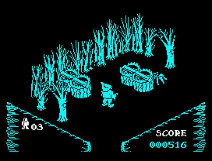 Pentagram ZX Spectrum 20