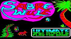 Sabre Wulf BBC Micro 01