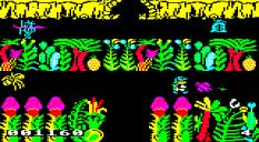 Sabre Wulf BBC Micro 05