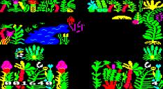 Sabre Wulf BBC Micro 06