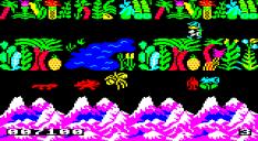 Sabre Wulf BBC Micro 10