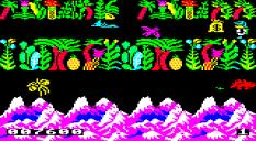 Sabre Wulf BBC Micro 11