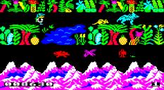 Sabre Wulf BBC Micro 13