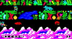 Sabre Wulf BBC Micro 14