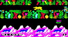 Sabre Wulf BBC Micro 16