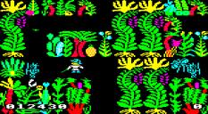 Sabre Wulf BBC Micro 17