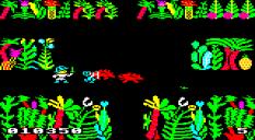 Sabre Wulf BBC Micro 22