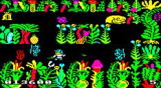 Sabre Wulf BBC Micro 24