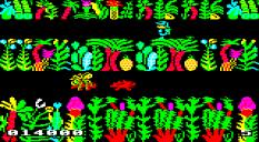 Sabre Wulf BBC Micro 25