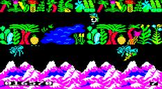 Sabre Wulf BBC Micro 27