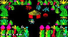 Sabre Wulf BBC Micro 29