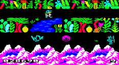 Sabre Wulf BBC Micro 38