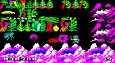 Sabre Wulf BBC Micro 40