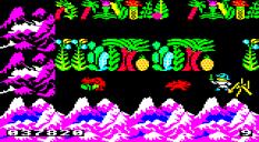 Sabre Wulf BBC Micro 42
