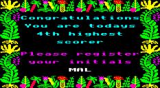 Sabre Wulf BBC Micro 44