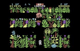 Sabre Wulf C64 09