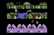 Sabre Wulf C64 10
