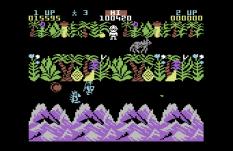 Sabre Wulf C64 11
