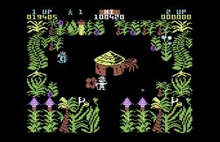 Sabre Wulf C64 12