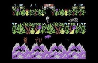 Sabre Wulf C64 20