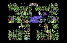 Sabre Wulf C64 33