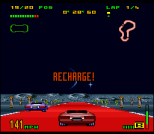 Top Gear 3000 SNES 16