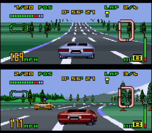 Top Gear 3000 SNES 31