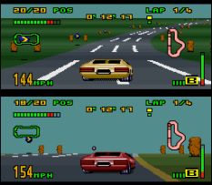 Top Gear 3000 SNES 43
