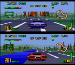 Top Gear 3000 SNES 60