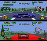 Top Gear 3000 SNES 63