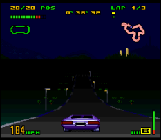 Top Gear 3000 SNES 65