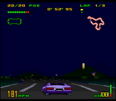Top Gear 3000 SNES 66