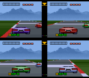 Top Gear 3000 SNES 67