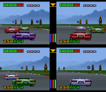 Top Gear 3000 SNES 73