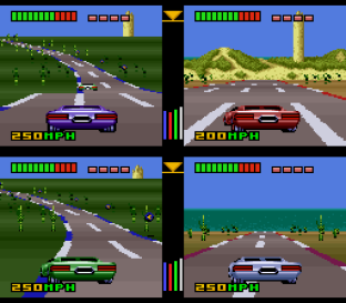 Top Gear 3000 SNES 86