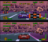 Top Gear 3000 SNES 90