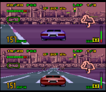 Top Gear 3000 SNES 91