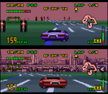 Top Gear 3000 SNES 92