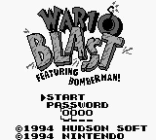 Wario Blast Game Boy 001