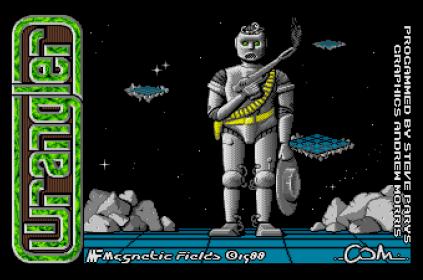 Wrangler Atari ST 01