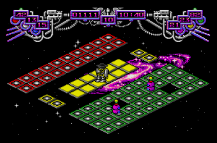 Wrangler Atari ST 12